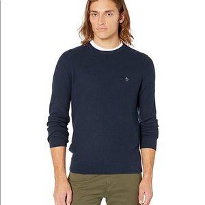 Penguin Crew Sweater, medium NWT